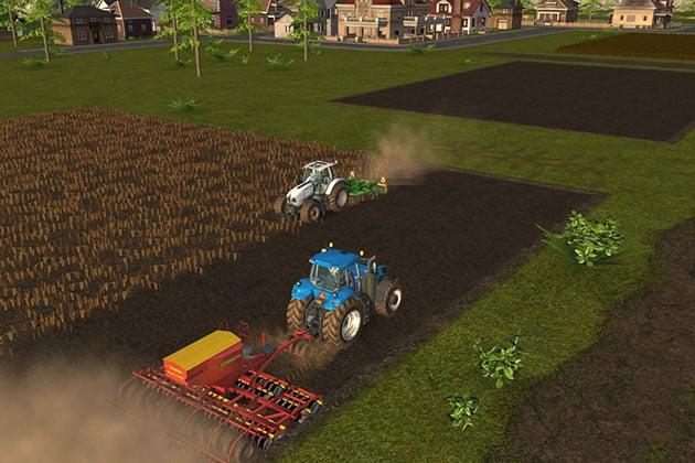 Farming Simulator 16 screenshot 3