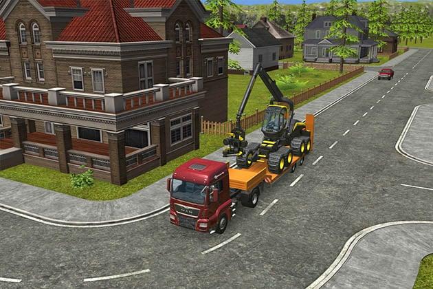 Farming Simulator 16 screenshot 4