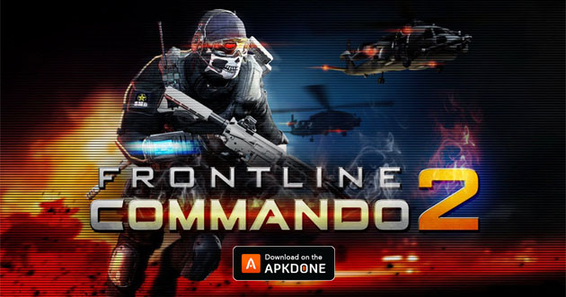 Frontline Commando 2 poster