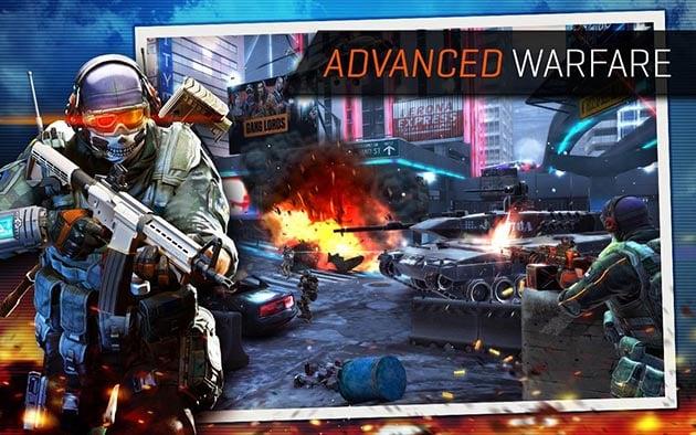 Frontline Commando 2 screenshot 1