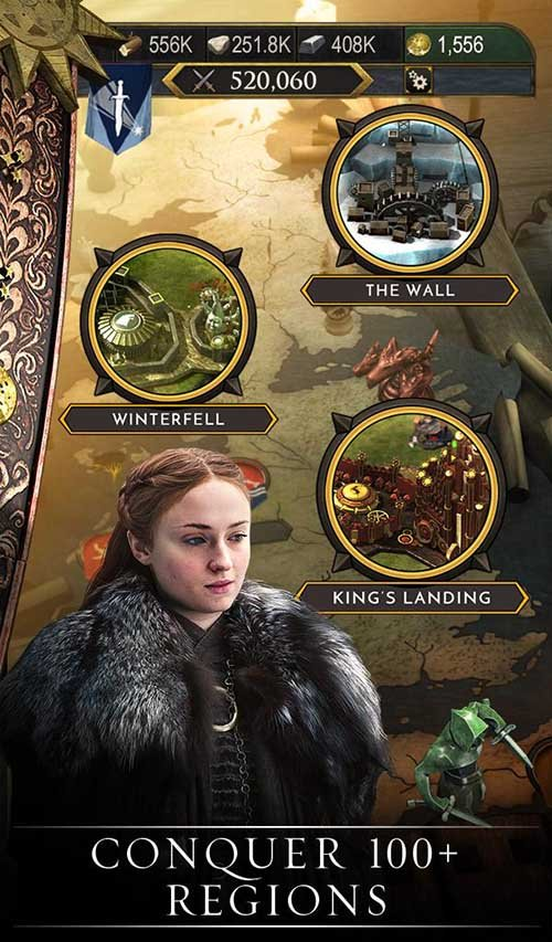 Game of Thrones: Conquest screenshot 2