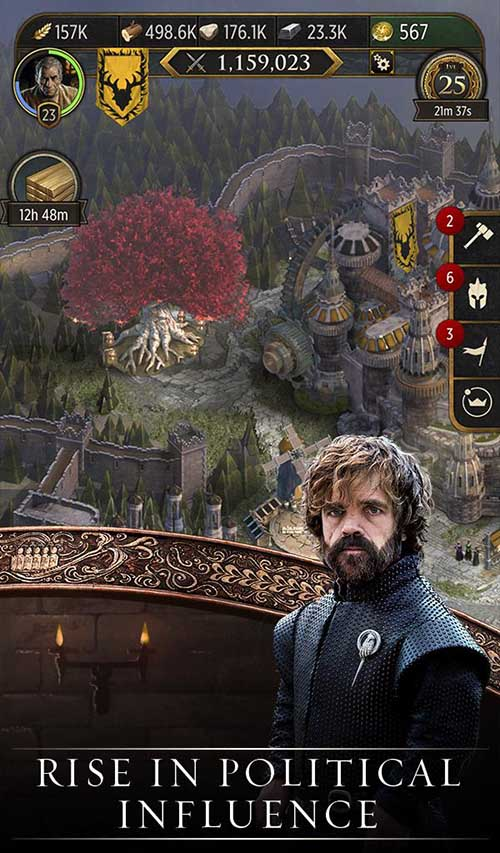 Game of Thrones: Conquest screenshot 4