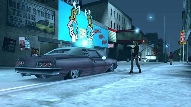 Grand Theft Auto 3 screenshot 2