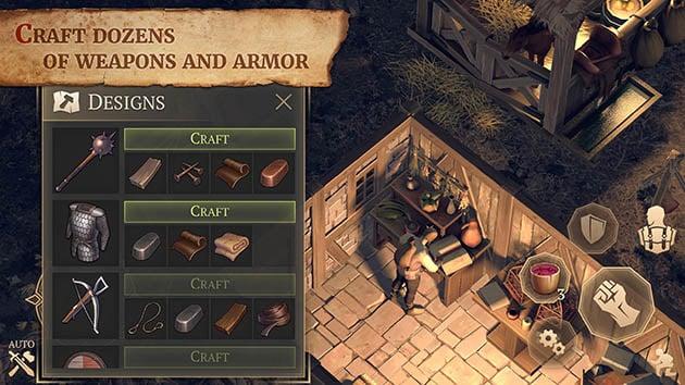 Grim Soul screenshot 3