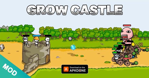 Grow Castle poster