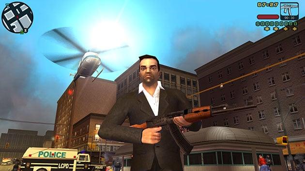 GTA: Liberty City Stories screenshot 1
