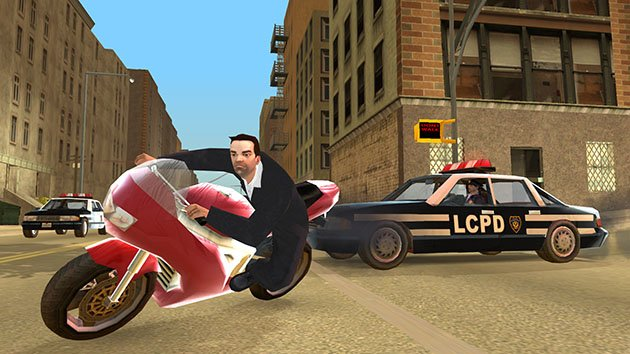 GTA: Liberty City Stories screenshot 2