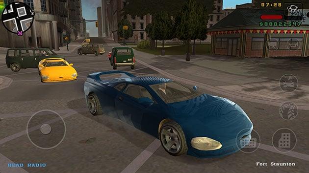 GTA: Liberty City Stories screenshot 3