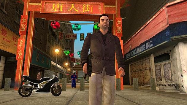 GTA: Liberty City Stories screenshot 4