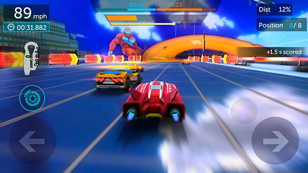 Imagen 4 de Hot Wheels Infinite Loop