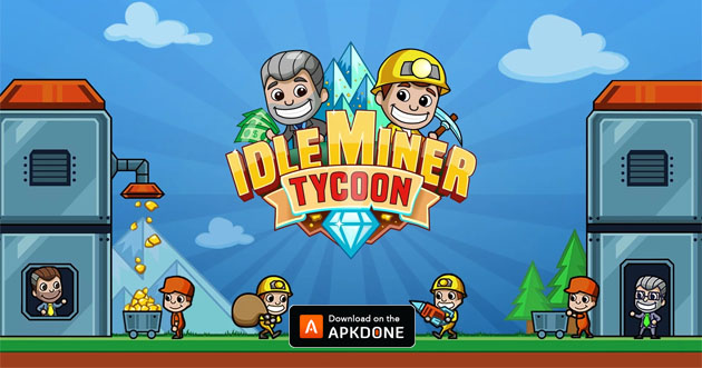 Idle Miner Tycoon poster