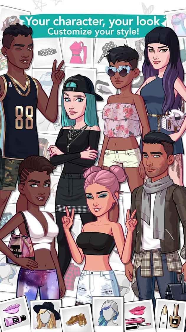 Kendall & Kylie screenshot 2
