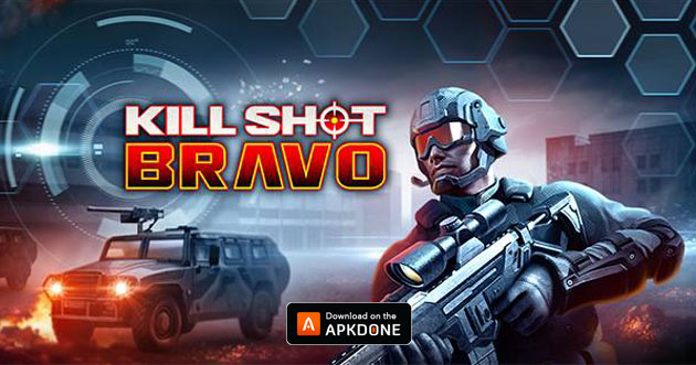 Kill Shot Bravo MOD APK 6 5 2 (Unlimited Bullets) for