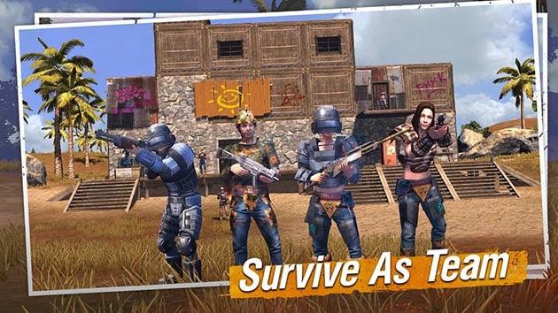 Last Island of Survival screenshot 3