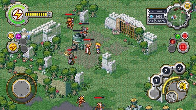 Captura de pantalla 1 de Lock's Quest