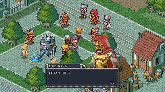 Imagen 3 de Lock's Quest