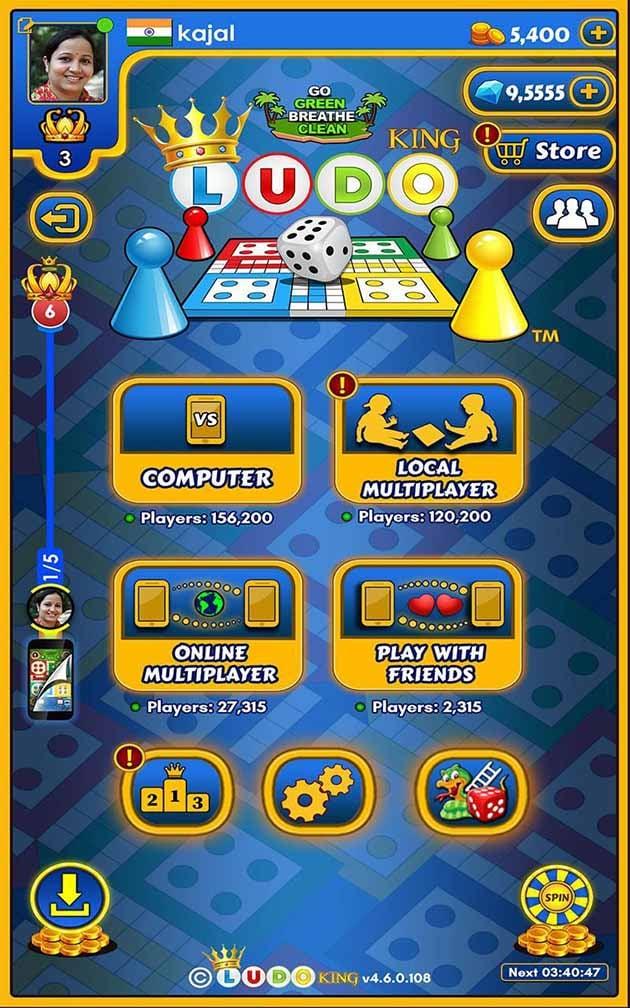 Ludo King screenshot 1