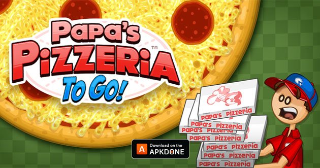 Papa's Pizzeria To Go poster