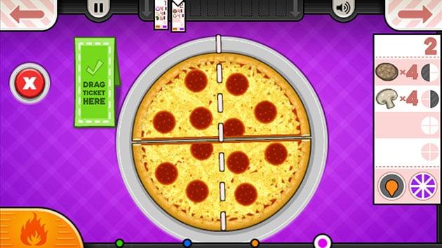 Papa's Pizzeria To Go screenshot 3