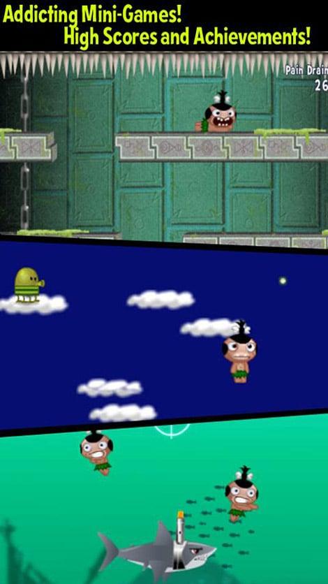 Pocket God screenshot 3