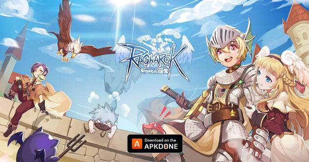 Ragnarok M: New Generation poster