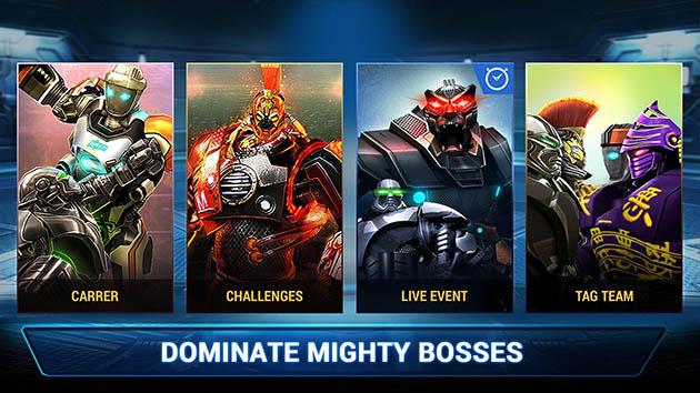 Real Steel Boxing Champions screenshot 3