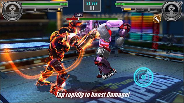 Real Steel Boxing Champions screenshot 4