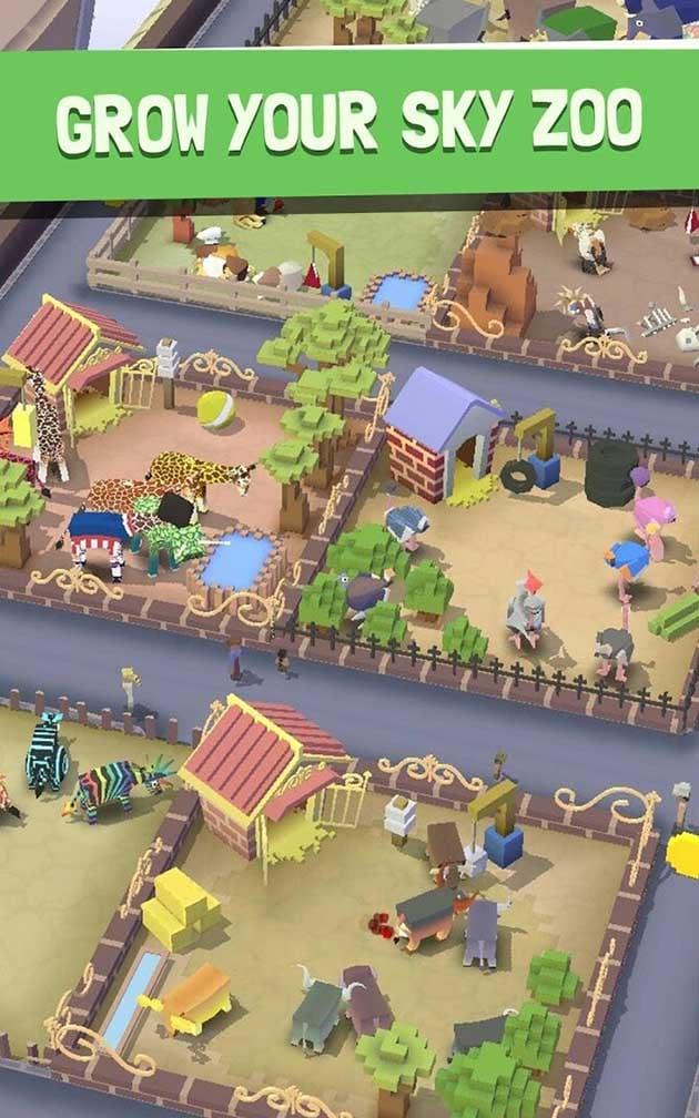 Rodeo Stampede: Sky Zoo Safari screenshot 2
