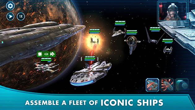 Star Wars: Galaxy of Heroes screenshot 2
