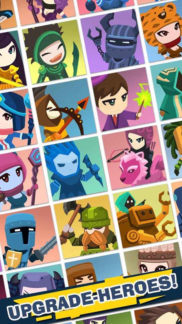 Tap Titans screenshot 3