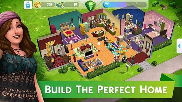 The Sims Mobile screenshot 2