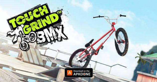 Touchgrind BMX poster