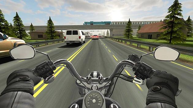 Traffic Rider screenshot