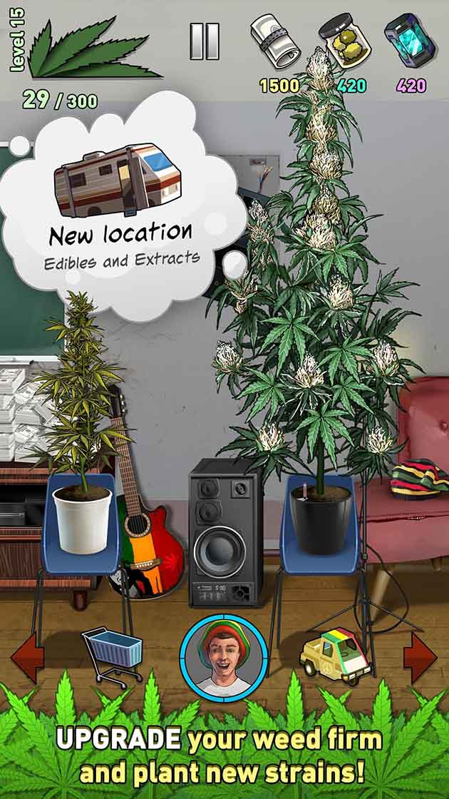 Weed Firm 2: Back to College screenshot 1