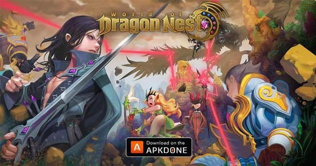 World of Dragon Nest poster