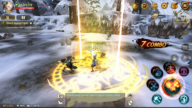 World of Dragon Nest APK 1 0 0 Download free for Android