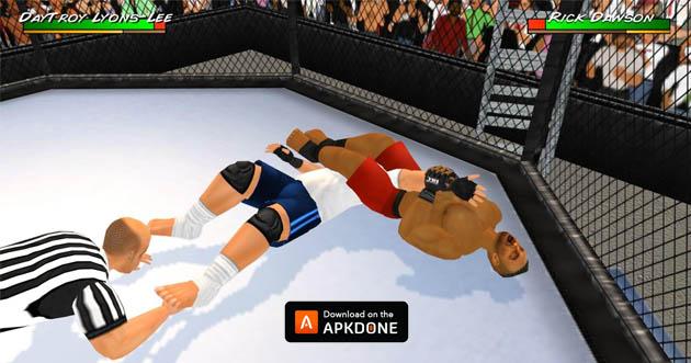 Wrestling Revolution 3D MOD APK 1 656 (Unlocked) Download