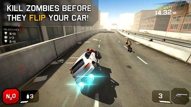 Zombie Highway 2 screenshot 3