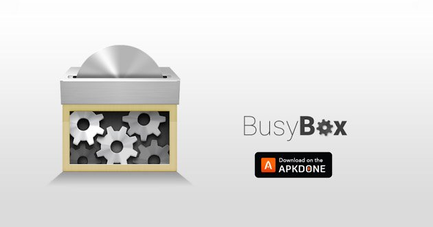 BusyBox Pro poster