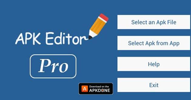 APK Editor Pro poster