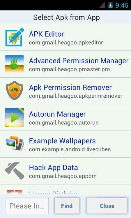 APK Editor Pro screenshot 2