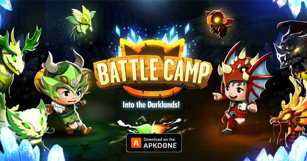 Battle Camp - Monster Catching MOD APK 5 5 2 for Android