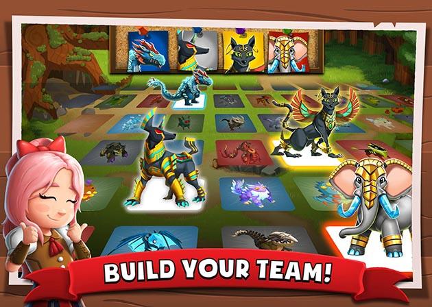 Battle Camp screenshot 3