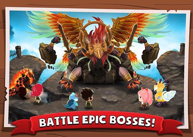 Battle Camp screenshot 4