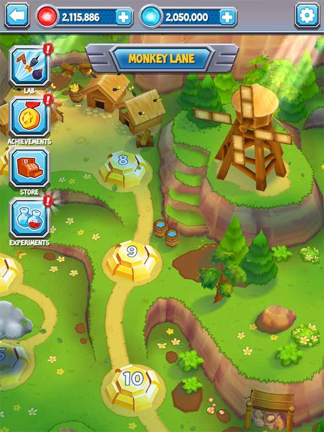 Bloons Super Monkey 2 screenshot 2