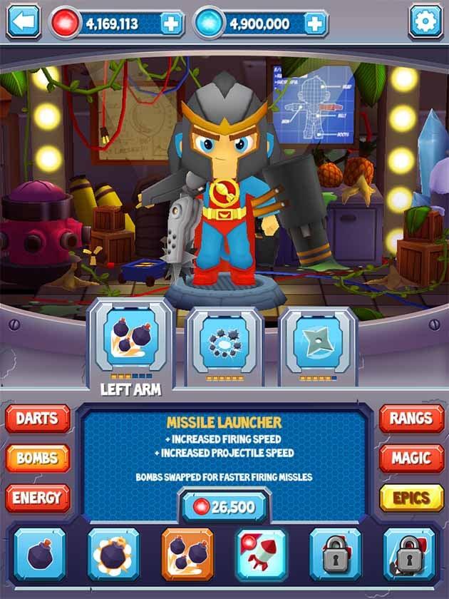 Bloons Super Monkey 2 screenshot 3