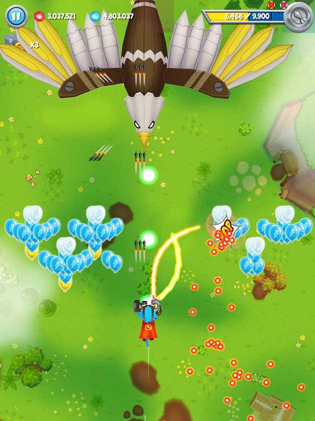 Bloons Super Monkey 2 screenshot 4