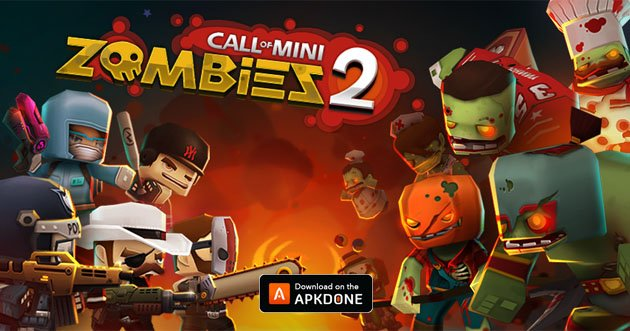 Call of Mini Zombies 2 poster