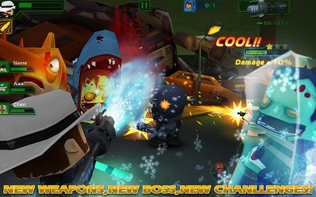 Call of Mini Zombies 2 screenshot 2