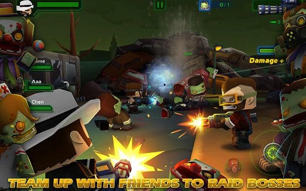 Call of Mini Zombies 2 screenshot 4